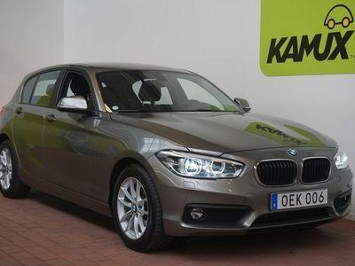 begagnad BMW 116 d 5dr Advantage S&V-Hjul 116hk