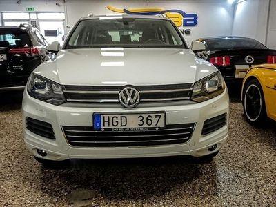 begagnad VW Touareg 3.0 V6 TDI BlueMotion 4Motion Automat Premium 204hk
