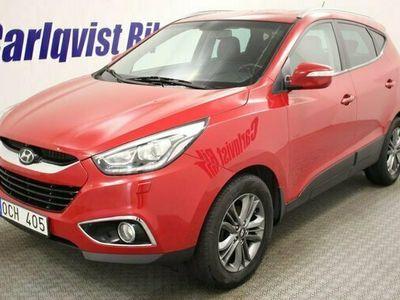 begagnad Hyundai ix35 CRDI 116HK