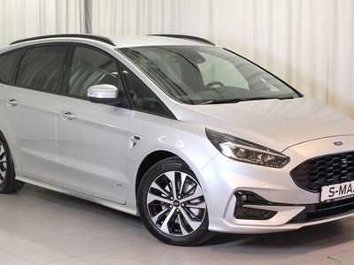 begagnad Ford S-MAX ST-LINE 2.0TDCi 190HK AWD AUT 7-SITS