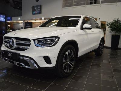 begagnad Mercedes 200 GLCd 4MATIC -20