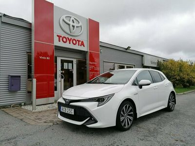 begagnad Toyota Corolla 1.8 Elhybrid Style