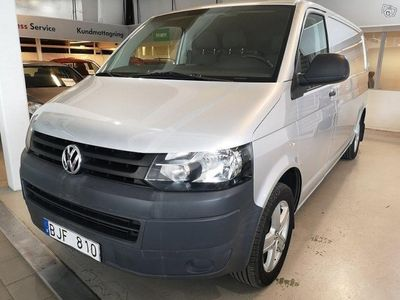 begagnad VW Transporter 2.0 TDI 180hk - 3sits -11