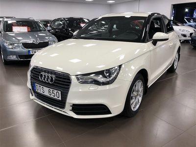 begagnad Audi A1 1,2 TFSI GPS Sport Edition 2013, Halvkombi 89 900 kr