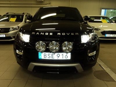 begagnad Land Rover Range Rover evoque 2.2 SD4 4WD