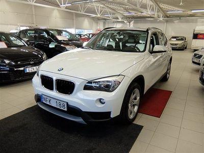 begagnad BMW X1 20d AUT Xdrive 184hk Leasbar