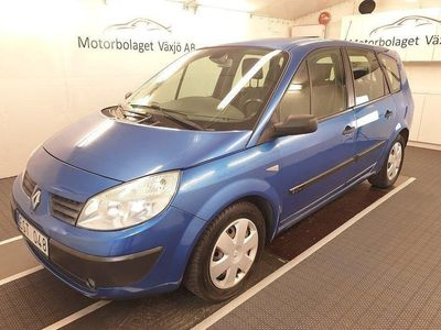 begagnad Renault Scénic Scenic2,0 7-sits Kombi 2006, Personbil 19 500 kr