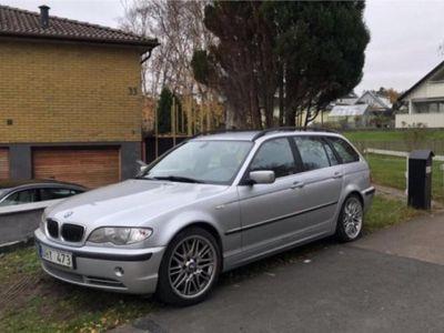 begagnad BMW 330 E46 i Nybess & nyskattad -03