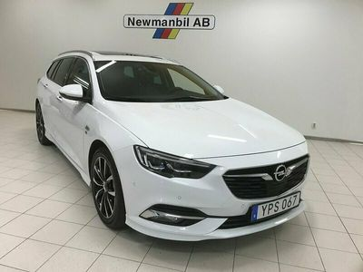 begagnad Opel Insignia Business ST 2.0 Turbo 4x4 AT8 260hk