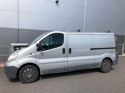 begagnad Opel Vivaro SKÅP 1.9 CDT Bra skick