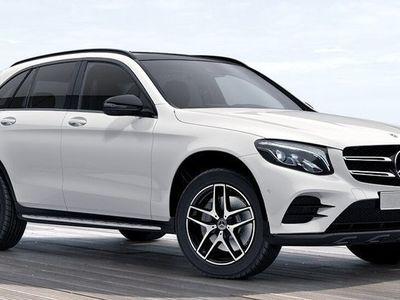 begagnad Mercedes 220 GLC BenzD 4Matic SUV STYLE EDITION 2019, SUV 516 900 kr