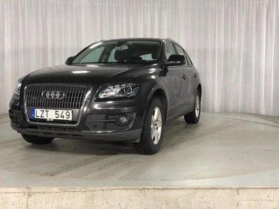 brugt Audi Q5 2.0 TDI quattro 2012, SUV 99 000 kr - 120 500 kr