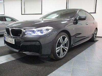begagnad BMW 630 d xDrive Gran Turismo M Sport E6 265 hk
