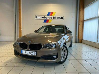 begagnad BMW 320 Gran Turismo d GT Sportline 184hk Manuell