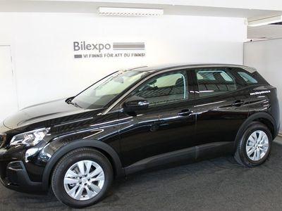 begagnad Peugeot 3008 Active PureTech 130 2018, SUV 229 900 kr