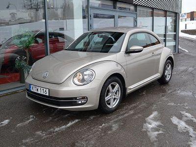 brugt VW Beetle 1.4 TSI 160HK -13