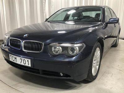 used BMW 745 i Sedan, E65,