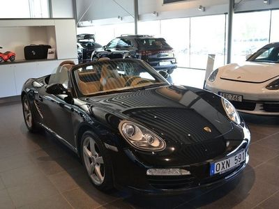 begagnad Porsche Boxster S 310hk