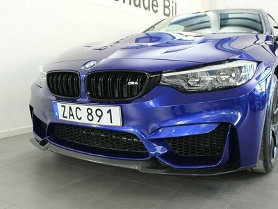 begagnad BMW M4 CS