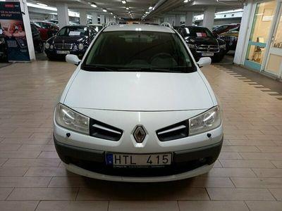 begagnad Renault Mégane GrandTour Megane 1.6 eco2 2009, Kombi Pris 24 900 kr