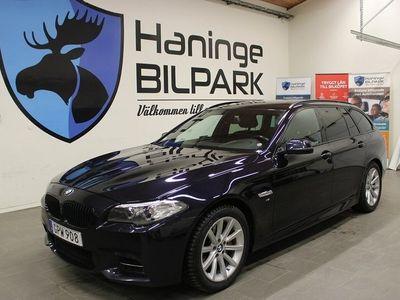 begagnad BMW 535 d xDrive Touring M Sport / AUT / Euro 6 / NAVI 313hk