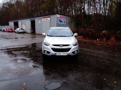 begagnad Hyundai ix35 1.7 CRDi 116hk