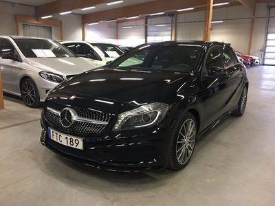 begagnad Mercedes A180 CDI AMG, Aut -15