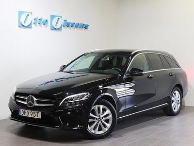 begagnad Mercedes C220 D 4-MATIC 194hk Advance Kombi Aut, Nav, Värmare, Drag