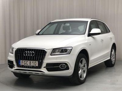 gebraucht Audi Q5 2.0 TDI clean diesel quattro (150hk)
