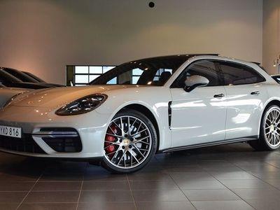 begagnad Porsche Panamera Turbo Sport Turismo 4,0 V8 550hk