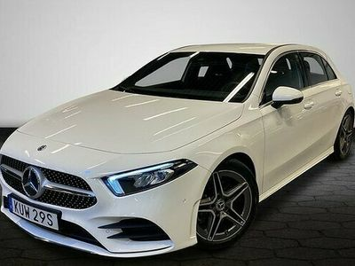 begagnad Mercedes A220 D / AUT // NAVI // AMG / ADVENTAGEPAKET