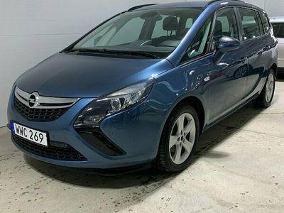begagnad Opel Zafira 1.4T ECOTEC (140hk)