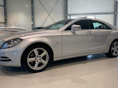 begagnad Mercedes 350 CLS BenzCDI BlueEFFICIENCY 4MATIC 7G-Tronic Plus 2012, Sportkupé 209 900 kr