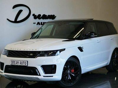 begagnad Land Rover Range Rover Sport SDV6 FRÅN 5500KR