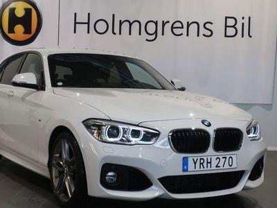 begagnad BMW 118 i M-Sport Aut