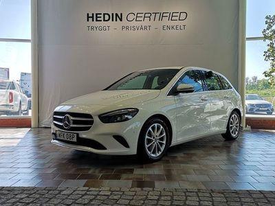 begagnad Mercedes B180 // AUTOMAT & NAVIGATION //