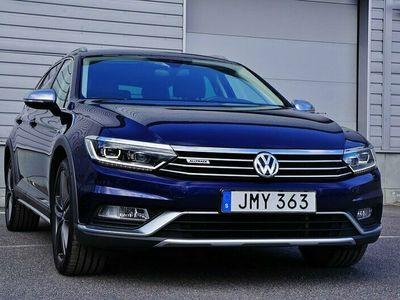 begagnad VW Passat Alltrack TSI Executive Navi Drag 220hk
