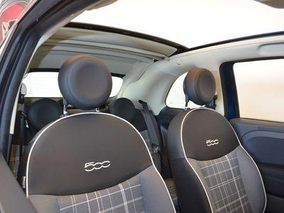 begagnad Fiat 500 Lounge 1.2 69hk Cab
