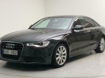 begagnad Audi A6 3.0 TDI quattro 2012, Sedan Pris 135 000 kr