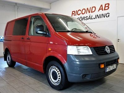 begagnad VW Transporter Kombi