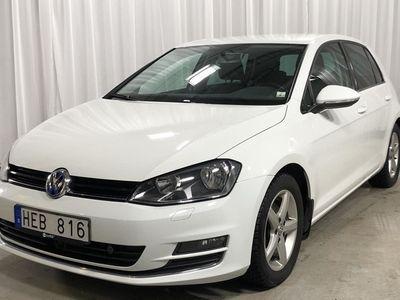 gebraucht VW Golf VII 2.0 TDI BlueMotion Technology 5dr 4Motion (150hk)