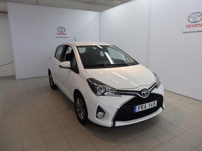 gebraucht Toyota Yaris 1.33 Dual VVT-i