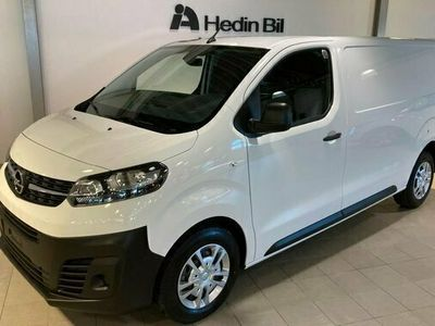 begagnad Opel Vivaro BUSINESS L3 D120 AT8 2021, Transportbil Pris 306 125 kr