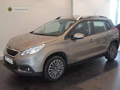 begagnad Peugeot 2008 1.2 VTi Active Automat (82hk)