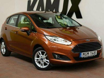 begagnad Ford Fiesta dealer
