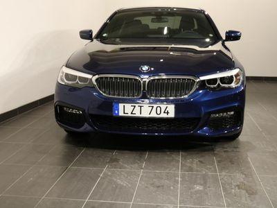 begagnad BMW 530 e Sedan M-Sport / Navi
