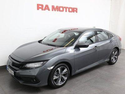 begagnad Honda Civic 4D 1.5 Turbo Elegance Automat 182 hk UTFÖRSÄLJNING