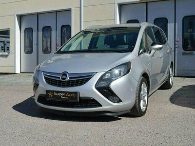 begagnad Opel Zafira Tourer 2.0 CDTI Automat 7-sits 165hk
