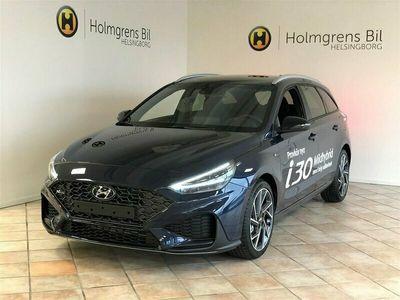 begagnad Hyundai i30 1.5 T-GDi DCT MHEV N Line 160hk