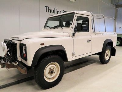 begagnad Land Rover Defender 110 Pick up TD4 122hk